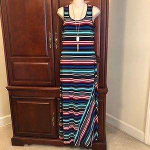 size 4 Ellen Tracy maxi dress